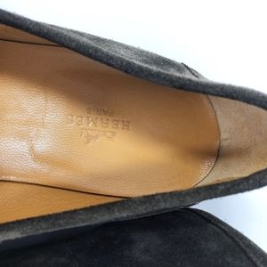 Hermes Shoes - Hermes Suede Two Toned Tokyo Loafers
